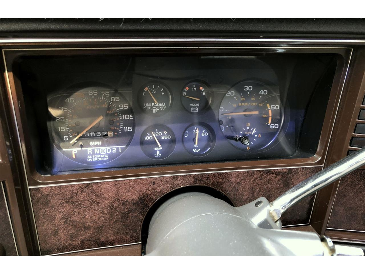 1983 Chevrolet El Camino (CC-1231382) for sale in Maple Lake, Minnesota