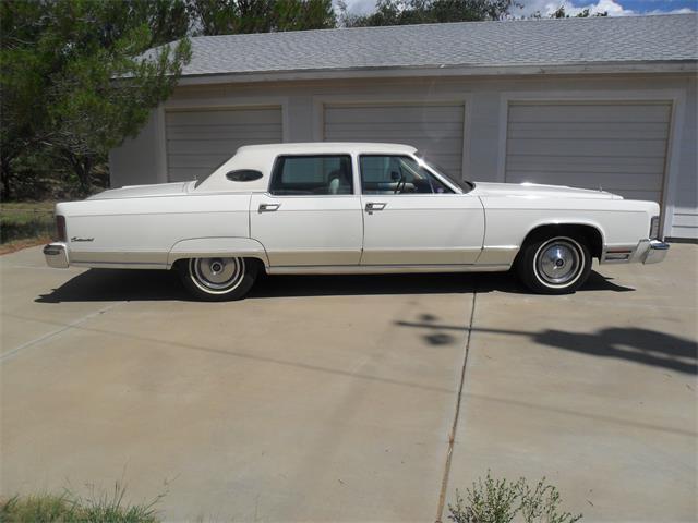1975 Lincoln Continental (CC-1230014) for sale in Mayer, Arizona