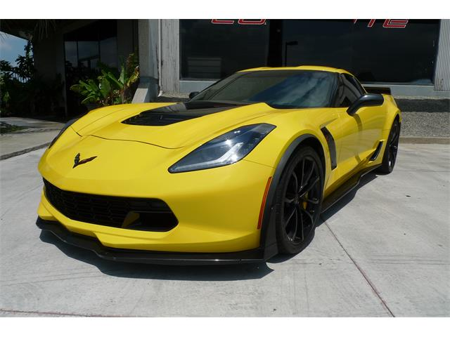 2016 Chevrolet Corvette Z06 (CC-1231429) for sale in ANAHEIM, California