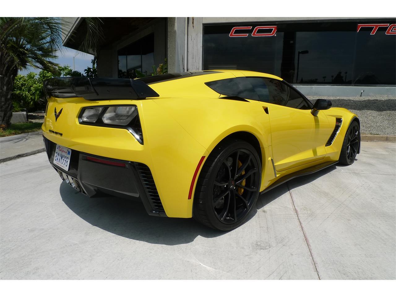 corvette z06 chevrolet anaheim california cc classiccars