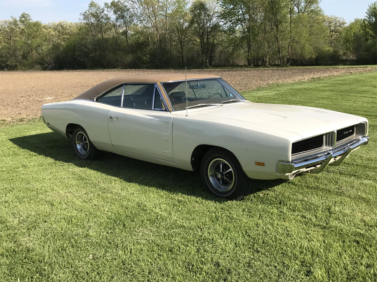1969 Dodge Charger (CC-1231438) for sale in Burlington, Wisconsin
