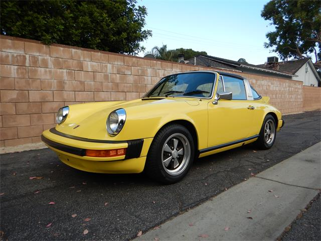 1974 Porsche 911 (CC-1231444) for sale in Woodland Hills, California