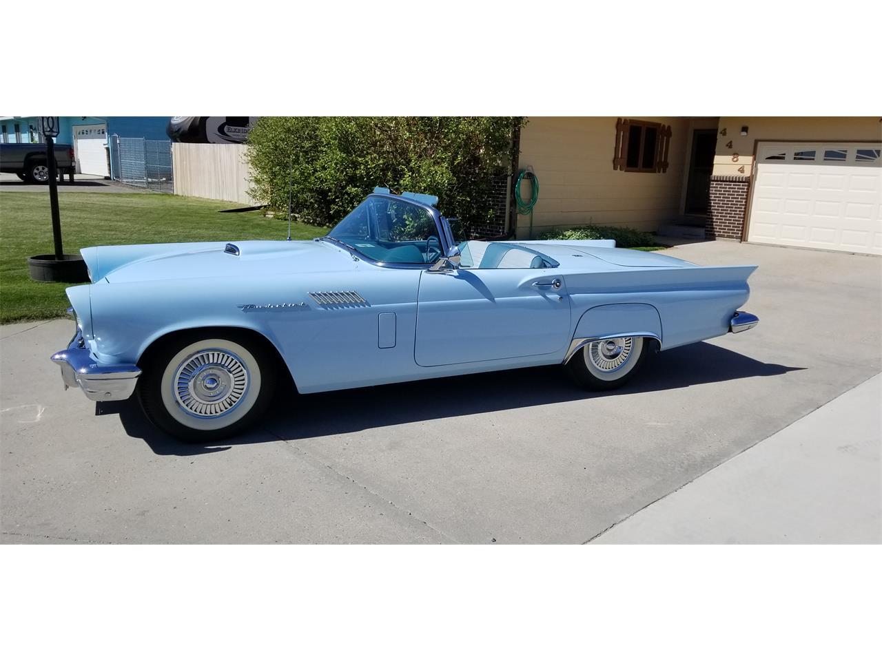 1957 Ford Thunderbird (CC-1231450) for sale in Bar Nunn, Wyoming
