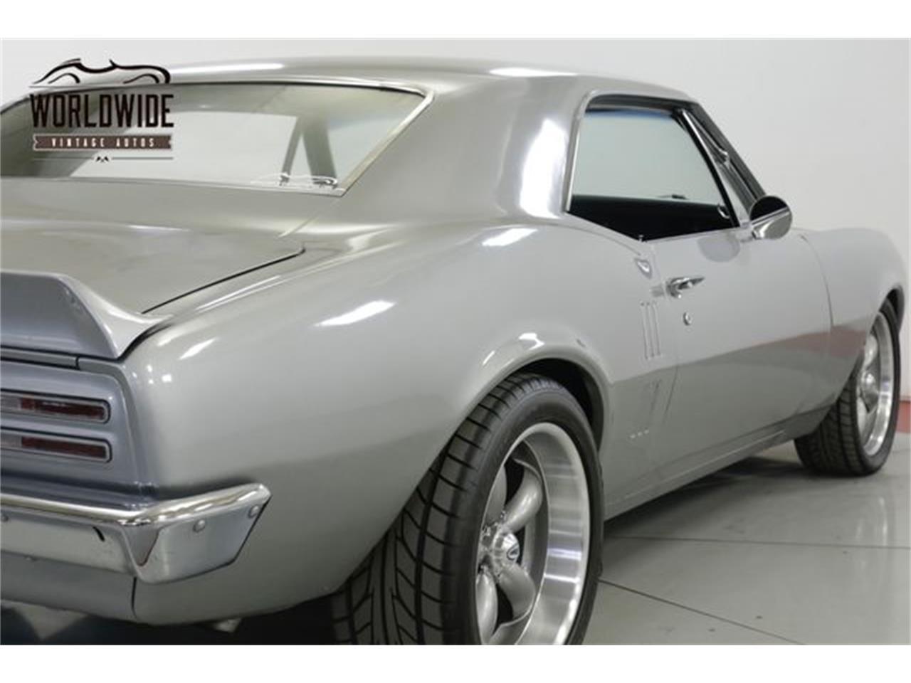 1967 Pontiac Firebird (CC-1231470) for sale in Denver , Colorado