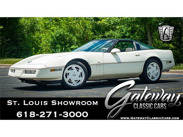 1988 Chevrolet Corvette (CC-1231493) for sale in O'Fallon, Illinois