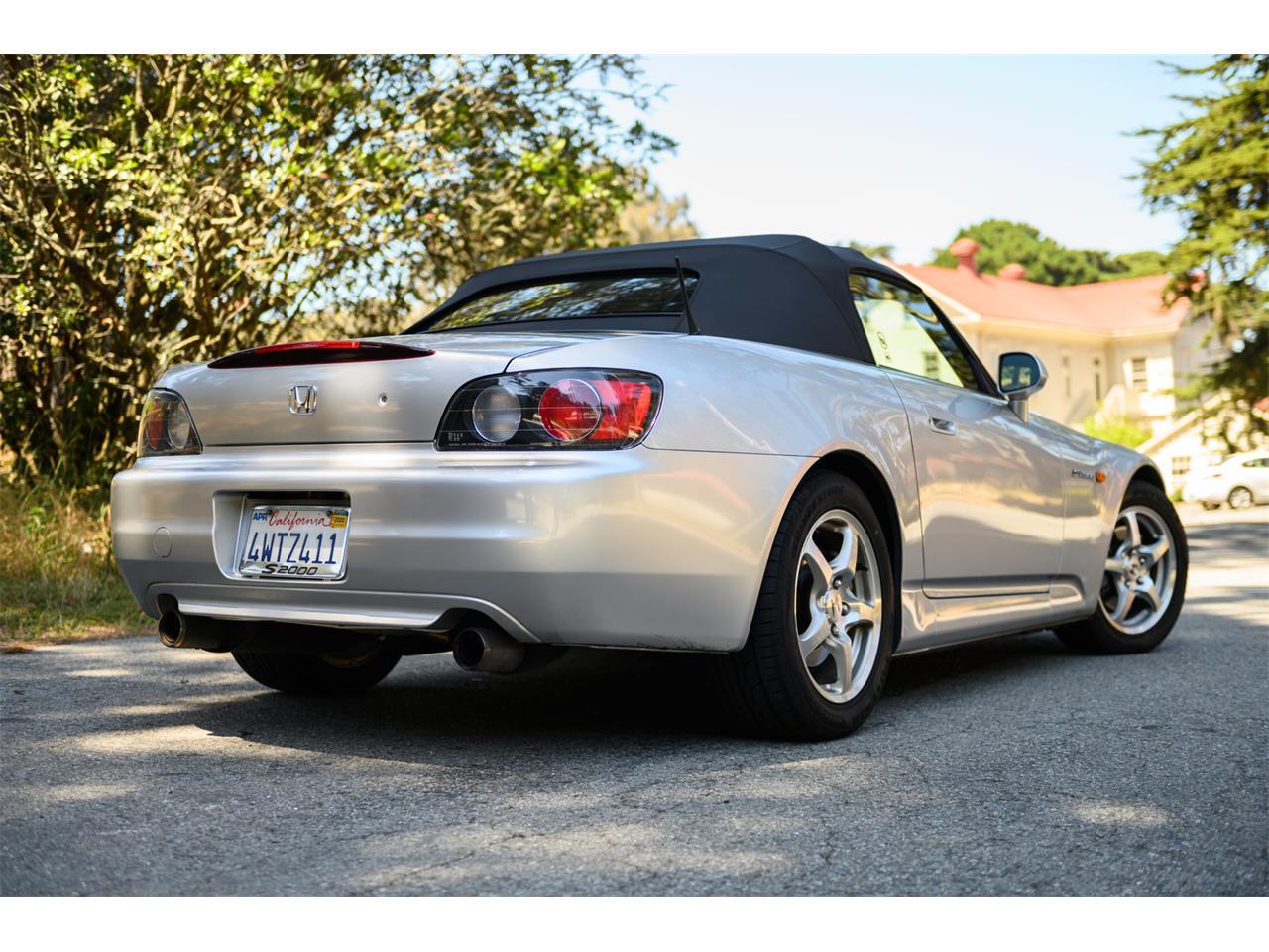 2002 Honda S2000 (CC-1231523) for sale in San Francisco, California