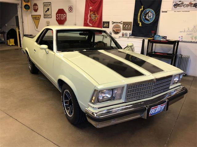 1979 Chevrolet El Camino (CC-1231526) for sale in West Pittston, Pennsylvania