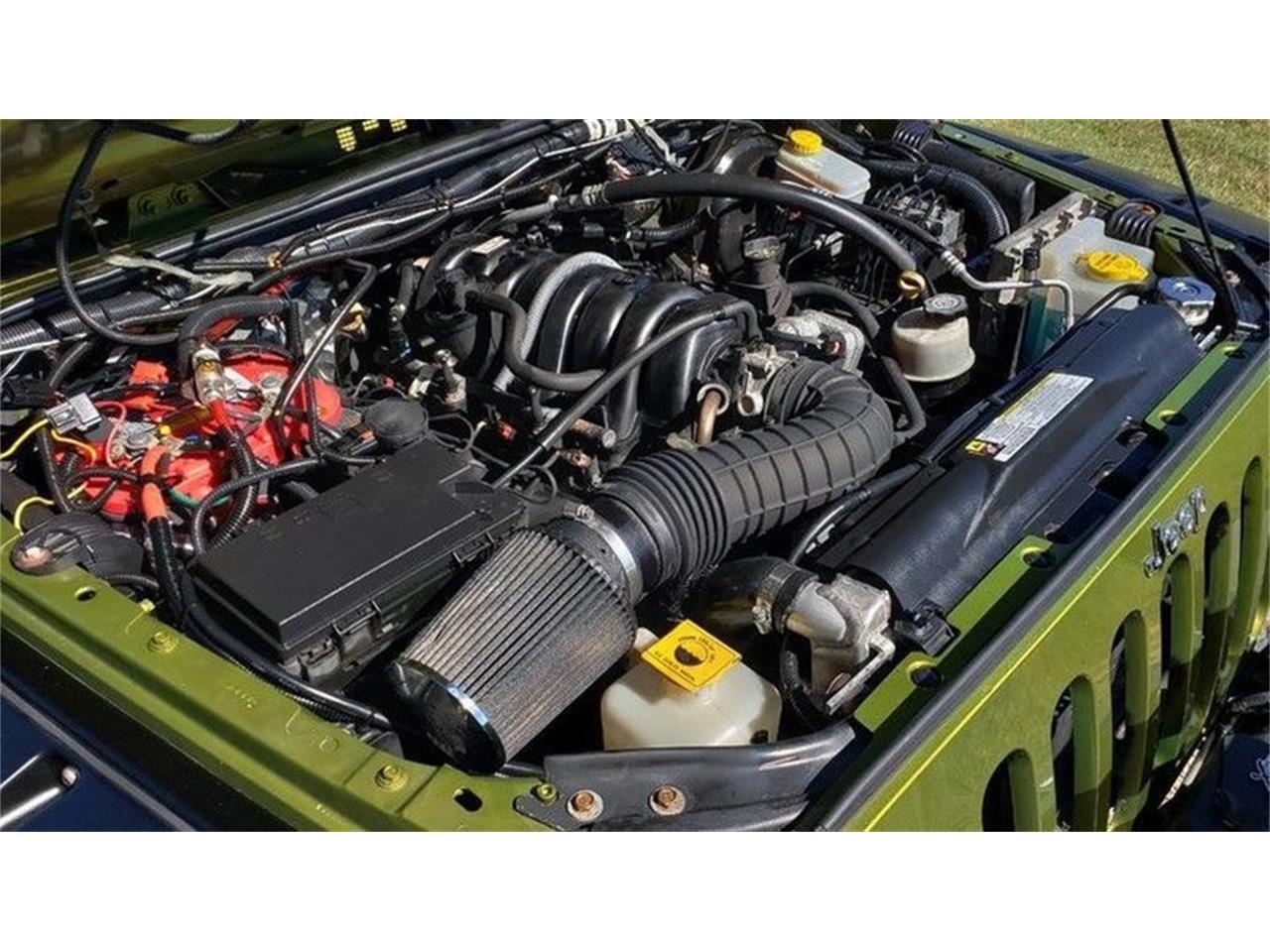 2007 Jeep Wrangler (CC-1230153) for sale in Greensboro, North Carolina