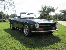 1971 Triumph TR6 (CC-1231534) for sale in Debary, Florida