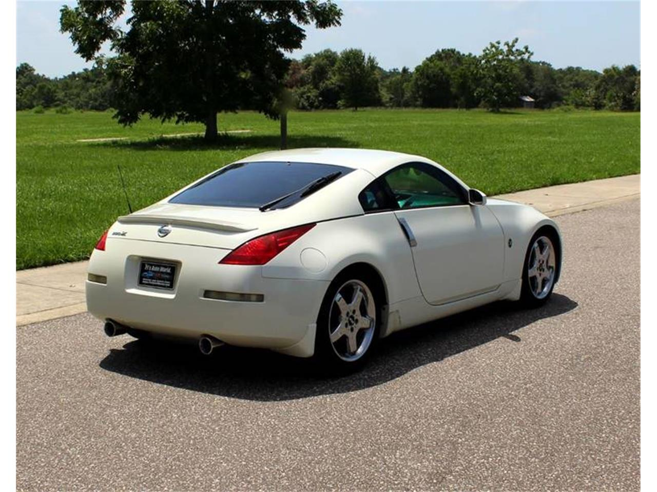 2003 Nissan 350Z (CC-1231560) for sale in Clearwater, Florida