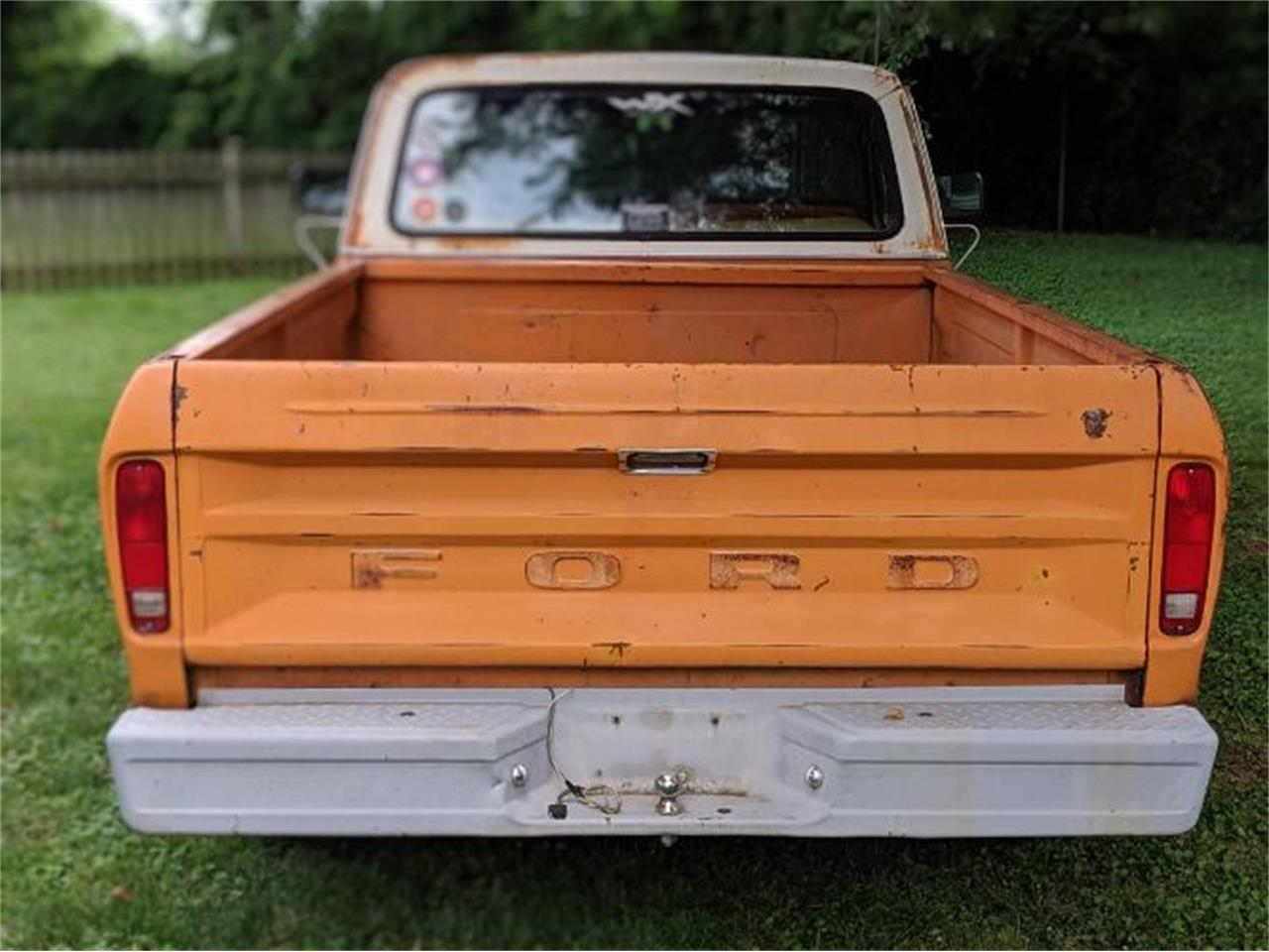 1974 Ford F100 (CC-1231605) for sale in Cadillac, Michigan