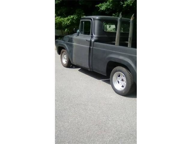 1958 Ford F100 (CC-1231607) for sale in Cadillac, Michigan
