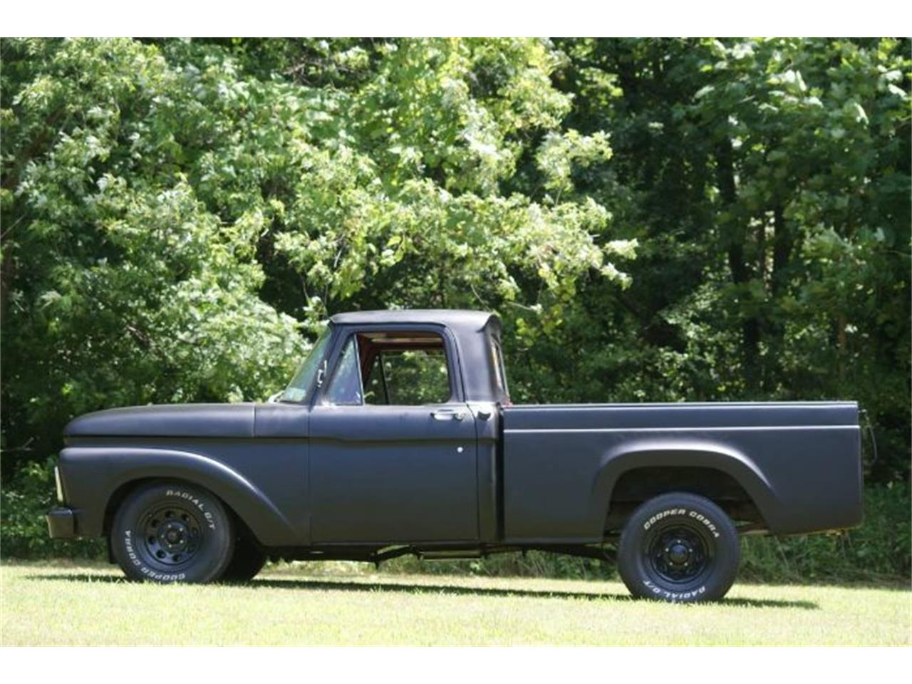 1963 Ford F100 (CC-1231610) for sale in Cadillac, Michigan