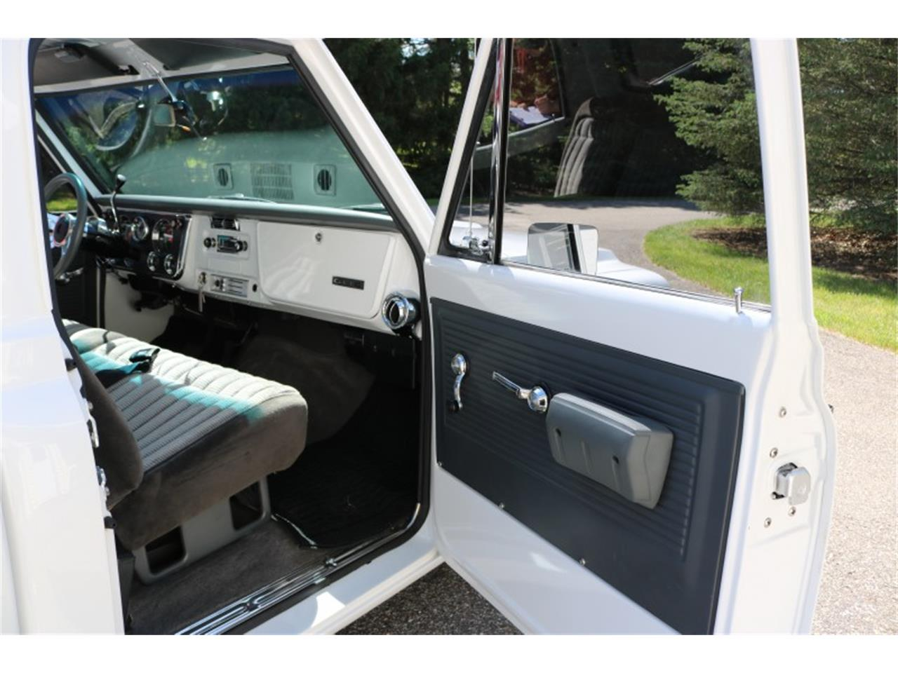 1967 GMC 1/2 Ton Pickup (CC-1231634) for sale in Ortonville, Michigan