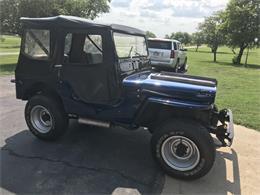 1943 Jeep 4x4 (CC-1231637) for sale in Eureka, Kansas