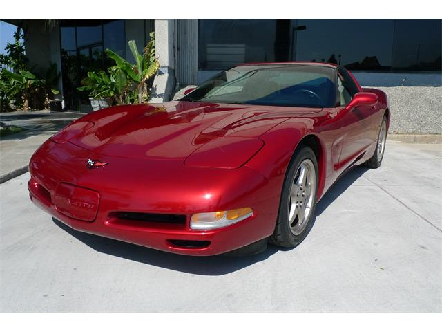 2004 Chevrolet Corvette (CC-1231693) for sale in ANAHEIM, California
