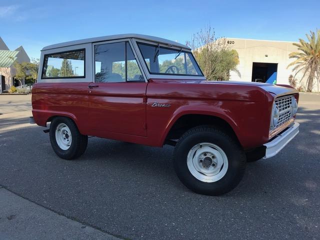 1966 Ford Bronco (CC-1231711) for sale in Napa Valley, California