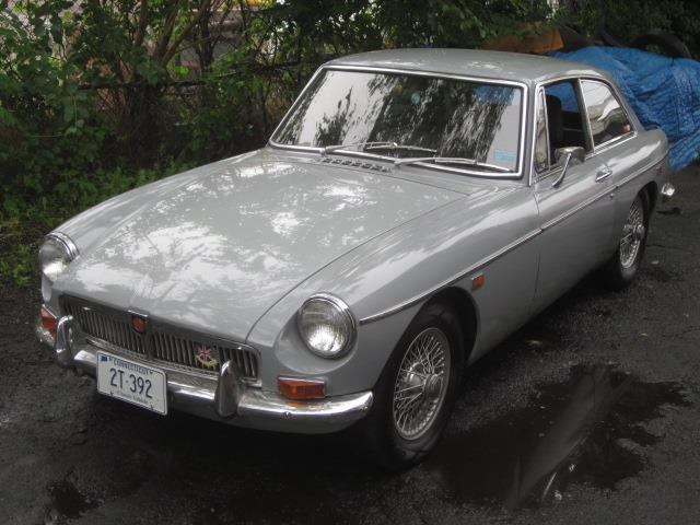1969 MG MGB GT (CC-1231716) for sale in Stratford, Connecticut