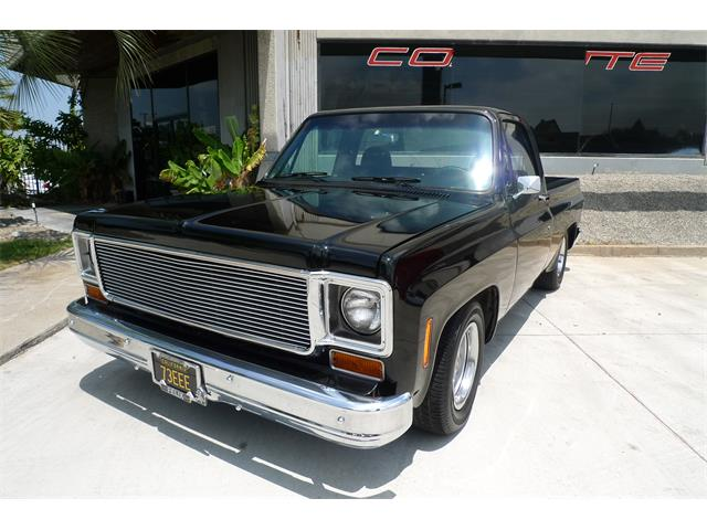 1973 Chevrolet C10 (CC-1231718) for sale in Anaheim, California