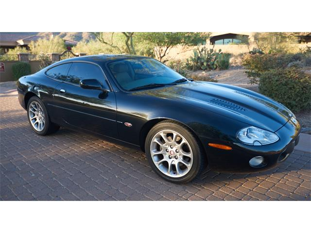 2001 Jaguar XKR (CC-1231726) for sale in Scottsdale, Arizona