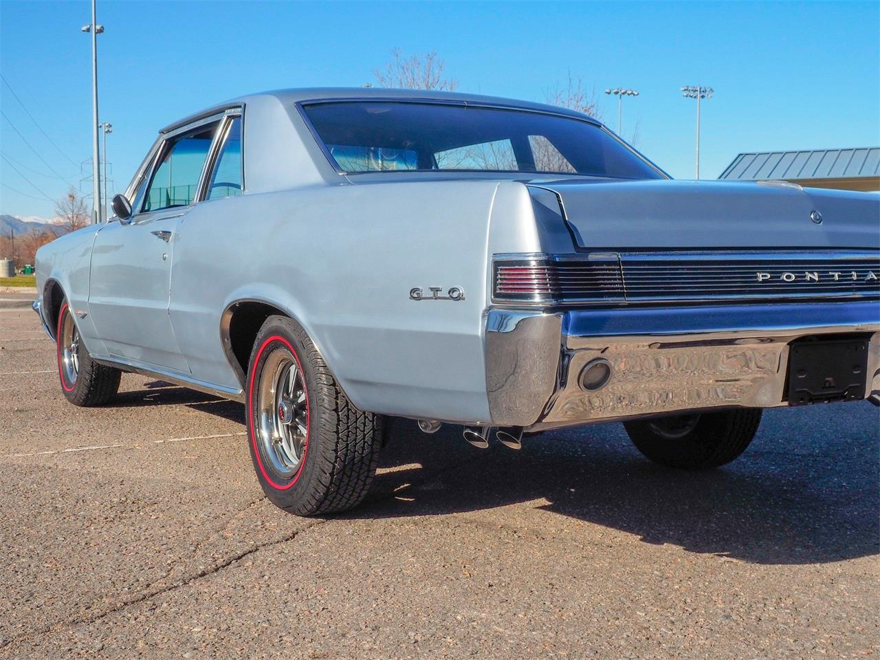 1965 Pontiac GTO (CC-1231847) for sale in Englewood, Colorado