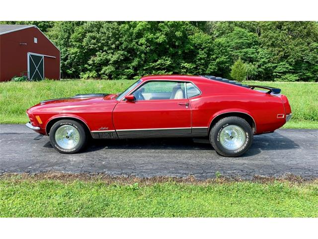 1970 Ford Mustang (CC-1231855) for sale in Dayton, Ohio