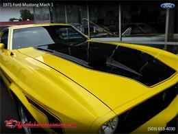 1971 Ford Mustang Mach 1 (CC-1231877) for sale in Gladstone, Oregon