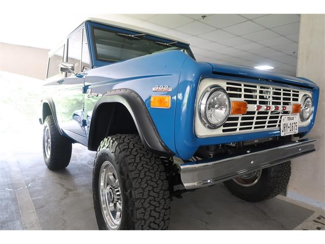 1970 Ford Bronco (CC-1231938) for sale in Dallas, Texas