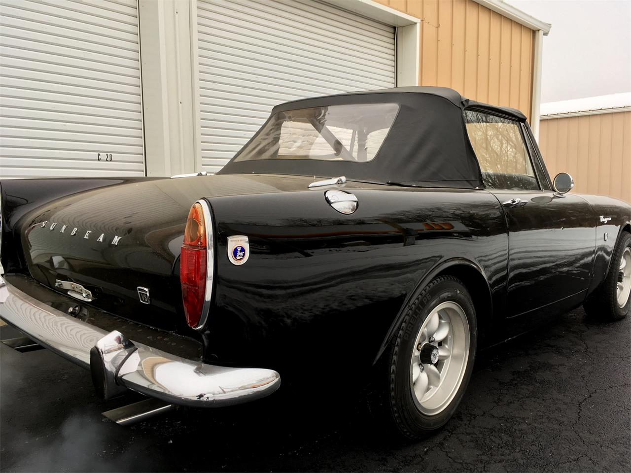1966 Sunbeam Tiger (CC-1231944) for sale in Rochester, New York