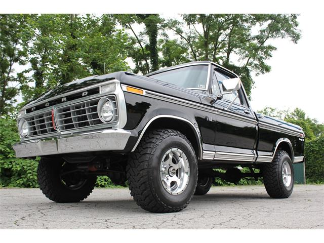 1973 Ford F100 (CC-1231949) for sale in Pittsburgh, Pennsylvania
