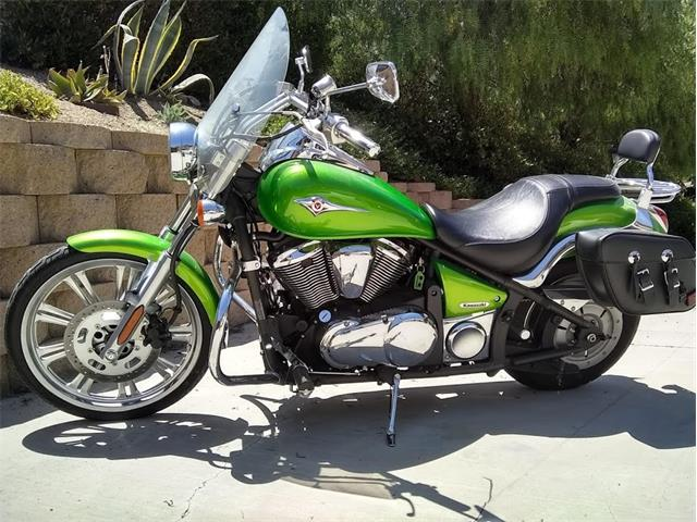 2008 Kawasaki Motorcycle (CC-1231960) for sale in Spring Valley, California