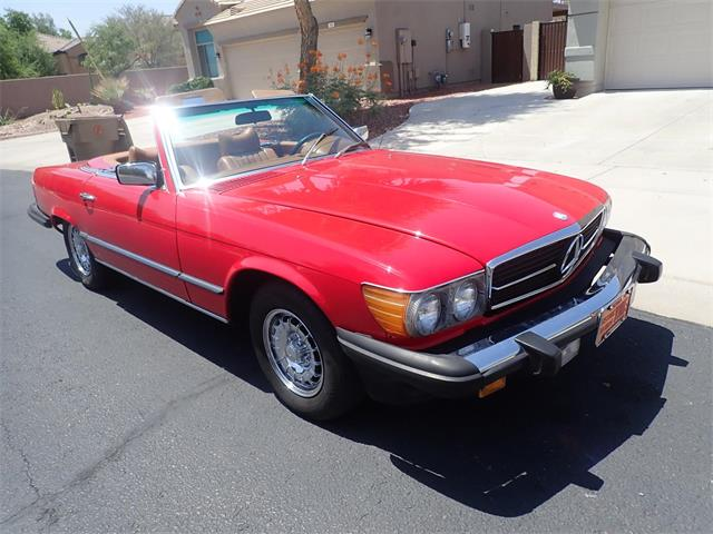 1979 Mercedes-Benz 450SL (CC-1231965) for sale in Phoenix, Arizona