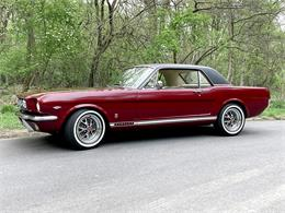 1966 Ford Mustang GT (CC-1231993) for sale in Takoma Park, Maryland