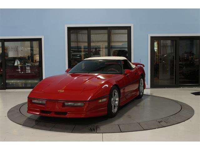 1987 Chevrolet Corvette (CC-1230201) for sale in Palmetto, Florida
