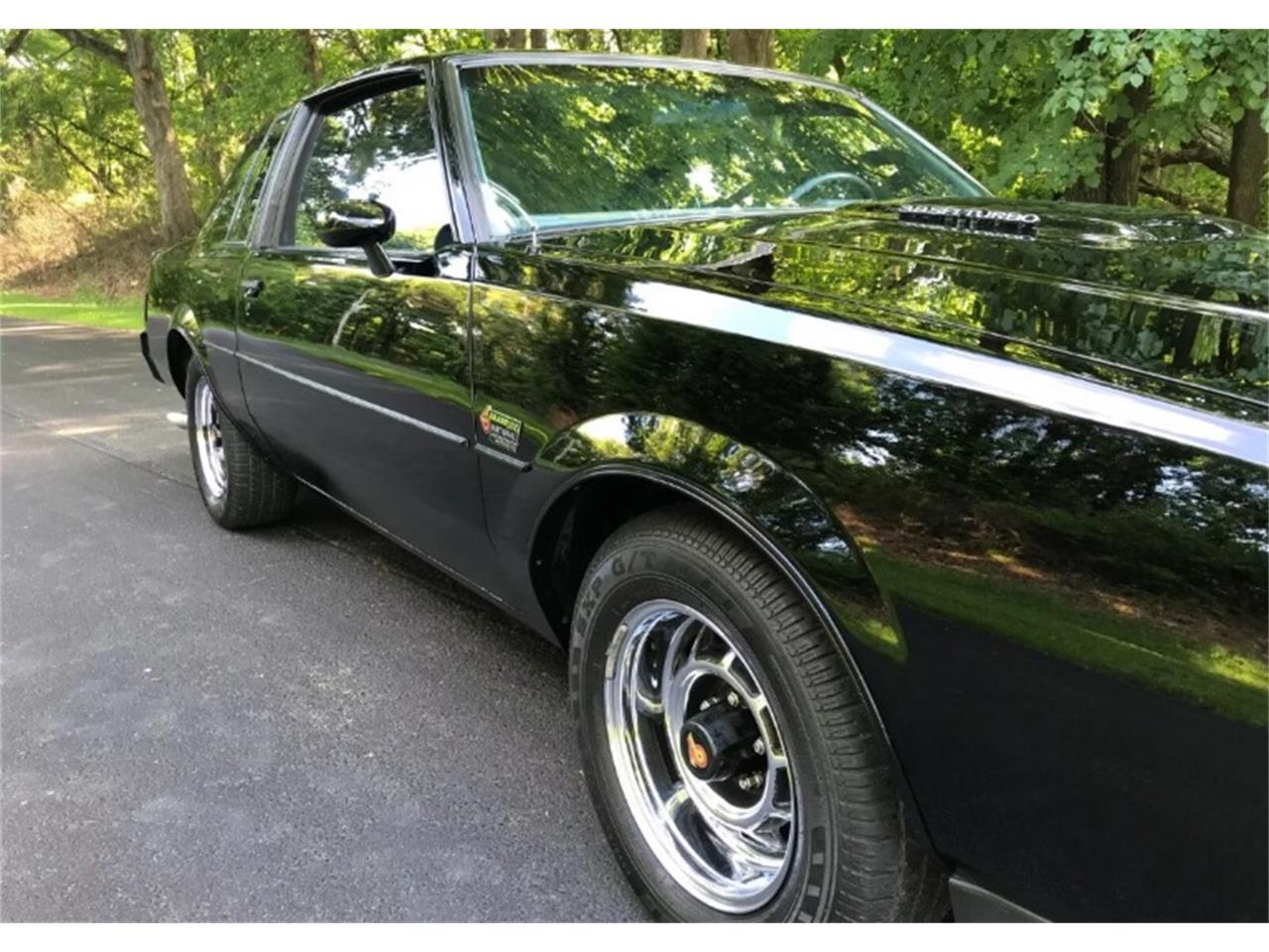 1987 Buick Grand National (CC-1232063) for sale in Mundelein, Illinois