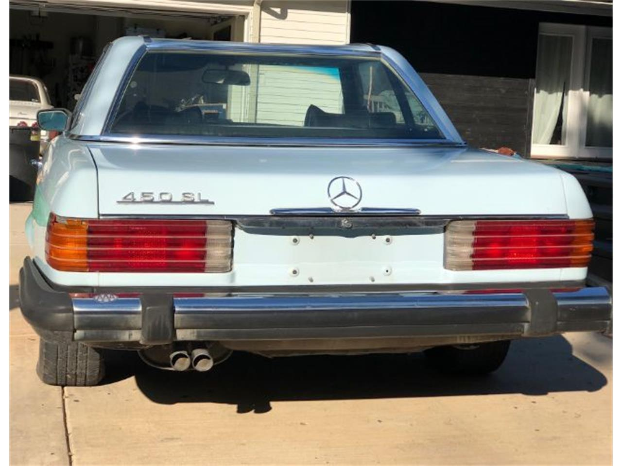 1974 Mercedes-Benz 450SL (CC-1232156) for sale in Cadillac, Michigan