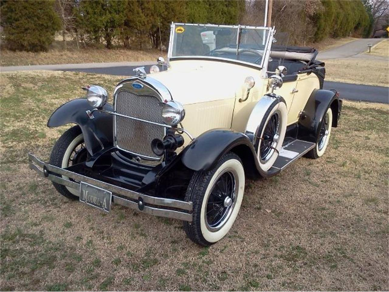 1929 Ford Model A (CC-1232157) for sale in Cadillac, Michigan
