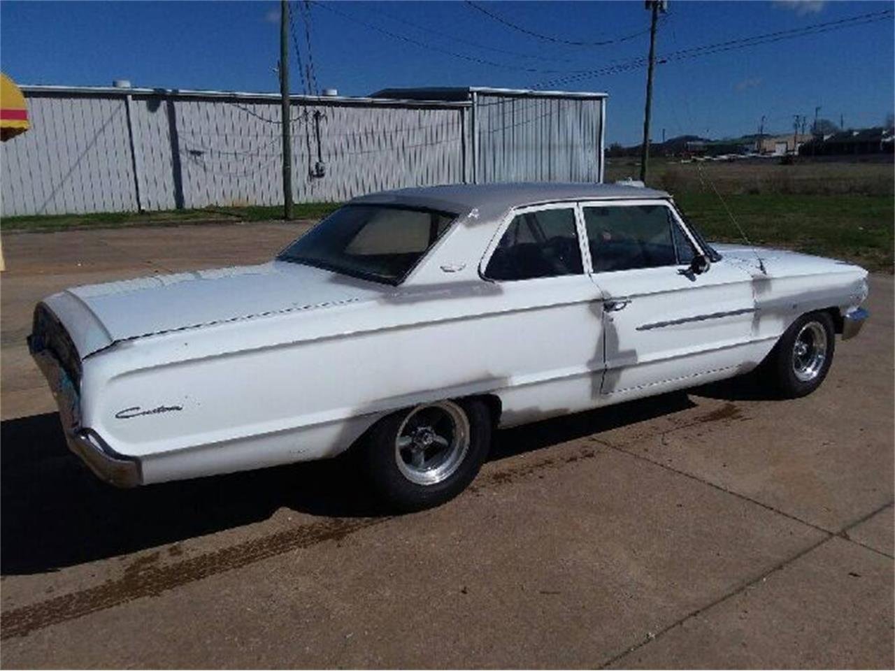 1964 Ford Galaxie 500 (CC-1232170) for sale in Cadillac, Michigan