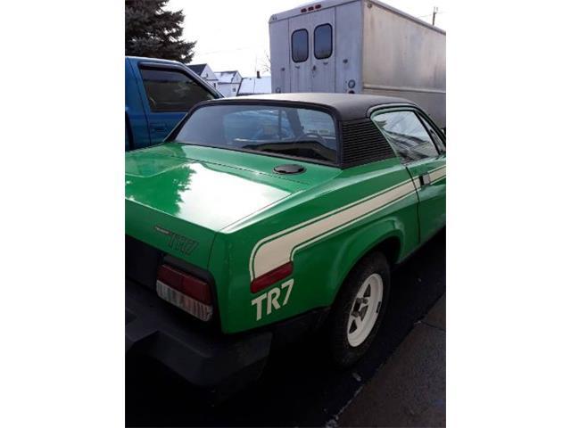 1976 Triumph TR7 (CC-1232186) for sale in Cadillac, Michigan