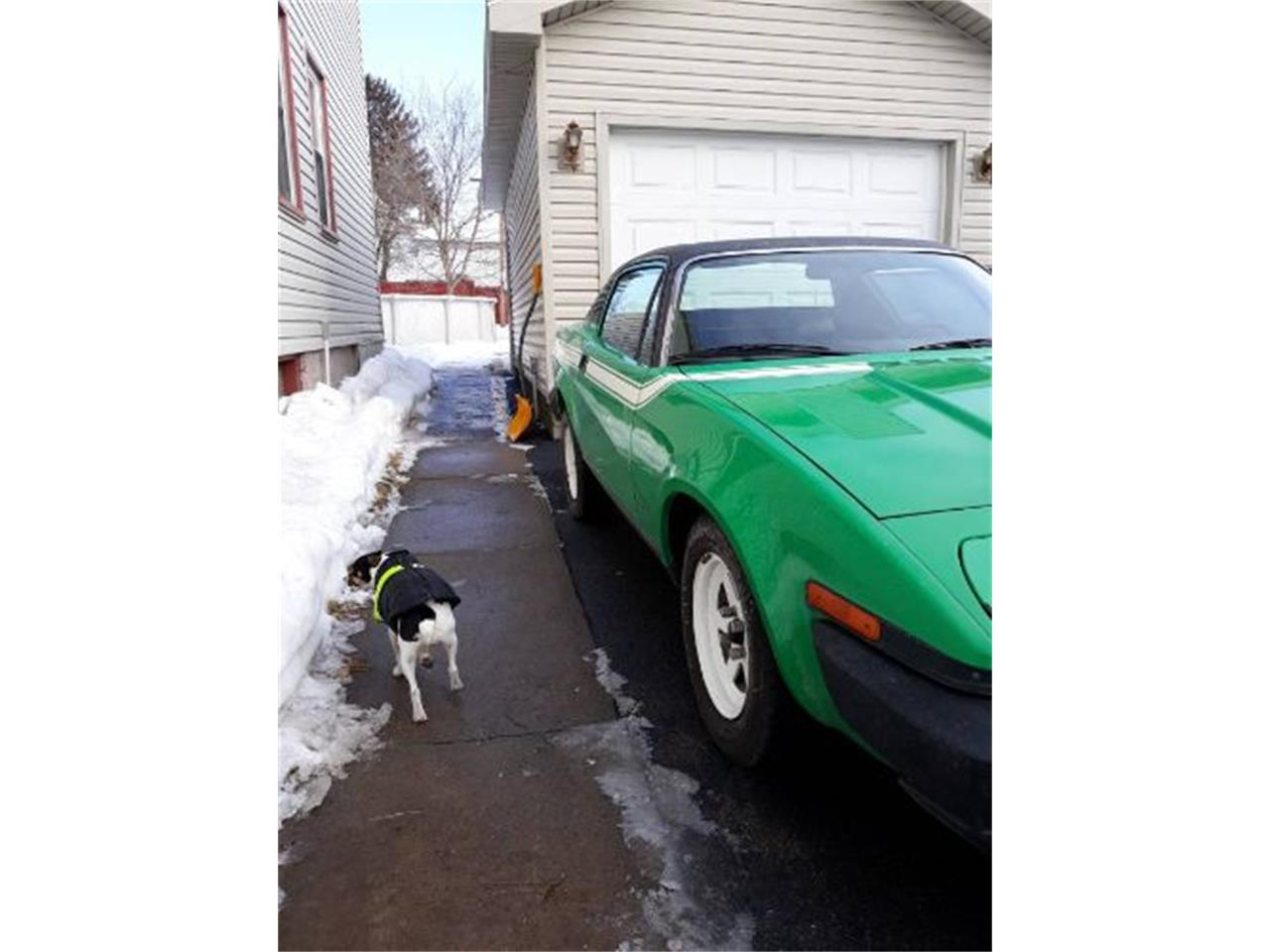 1976 Triumph TR7 (CC-1232186) for sale in Cadillac, Michigan
