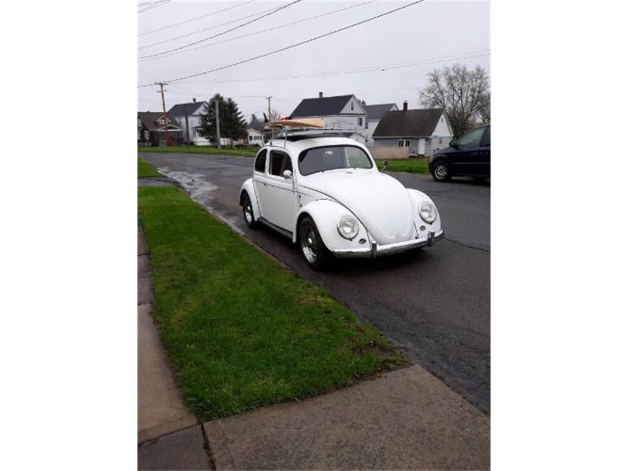 1955 Volkswagen Beetle (CC-1232187) for sale in Cadillac, Michigan