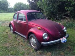 1972 Volkswagen Super Beetle (CC-1232188) for sale in Cadillac, Michigan