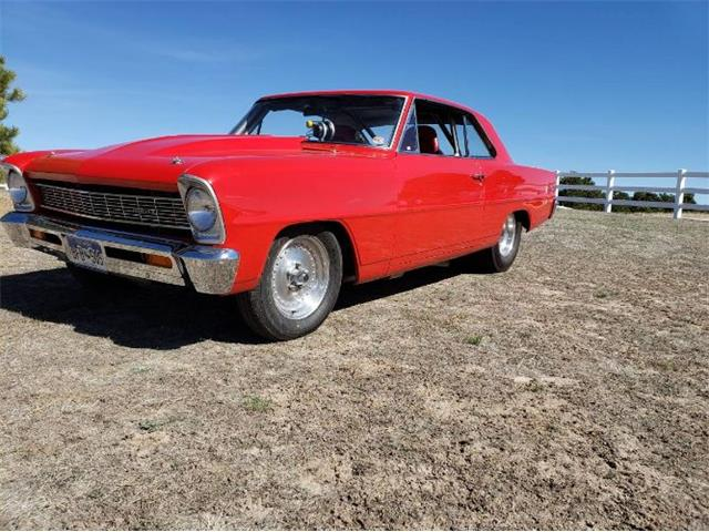 1966 Chevrolet Nova II (CC-1232207) for sale in Cadillac, Michigan