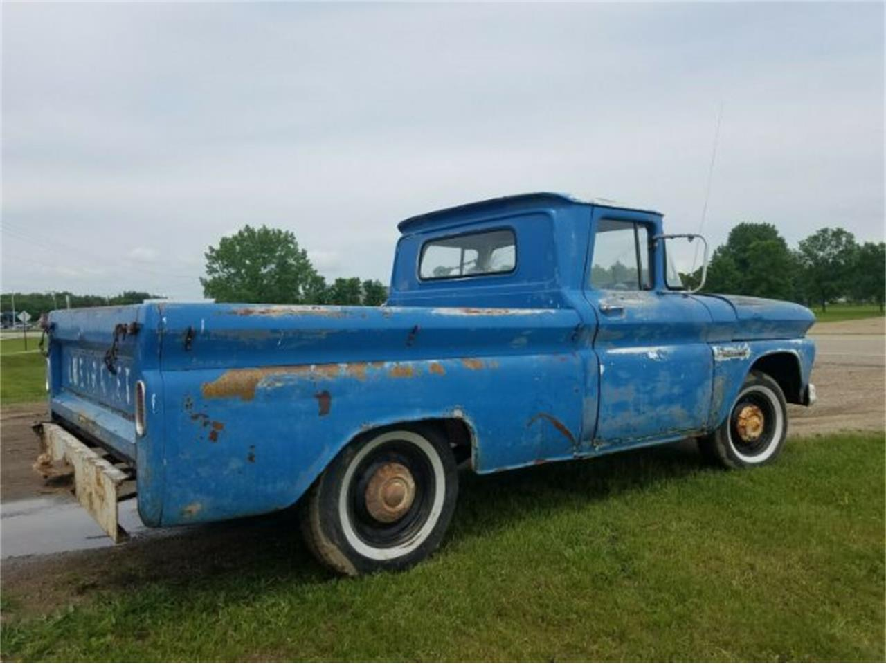 1960 Chevrolet C10 (CC-1232227) for sale in Cadillac, Michigan