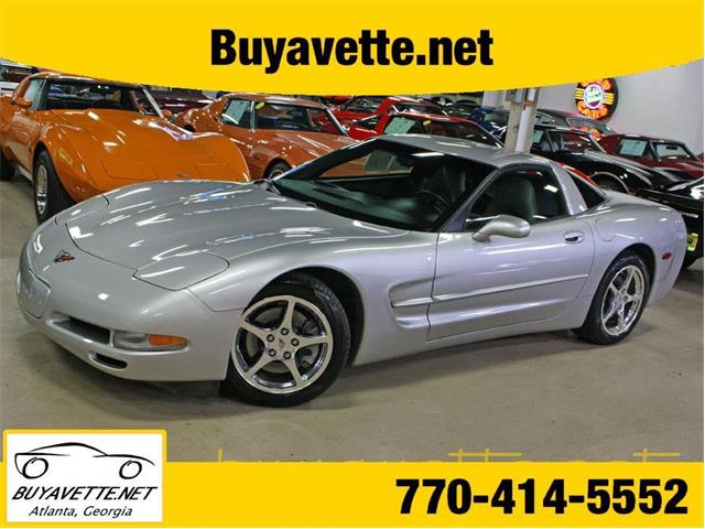 2004 Chevrolet Corvette (CC-1230223) for sale in Atlanta, Georgia