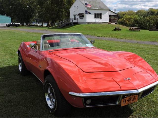1969 Chevrolet Corvette (CC-1232233) for sale in Cadillac, Michigan