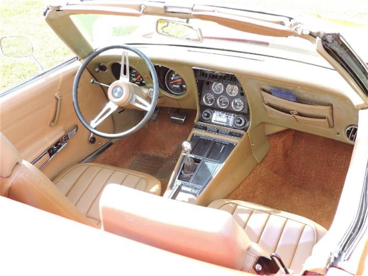 1969 Chevrolet Corvette (CC-1232233) for sale in Cadillac, Michigan