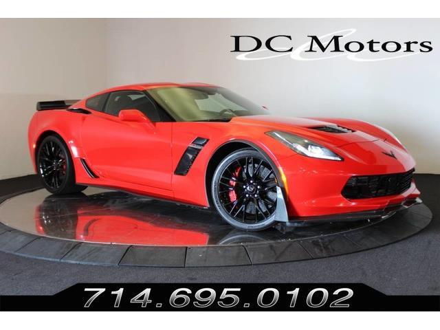 2018 Chevrolet Corvette (CC-1232244) for sale in Anaheim, California