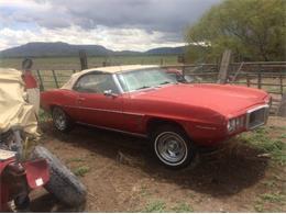 1969 Pontiac Firebird (CC-1232251) for sale in Cadillac, Michigan