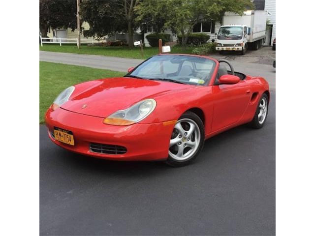 1997 Porsche Boxster (CC-1232255) for sale in Cadillac, Michigan